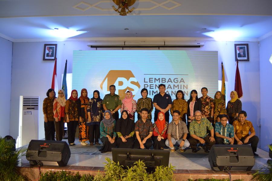 LPS Pulang Kampus 2018  Diselenggarakan di STIEKEN Blitar
