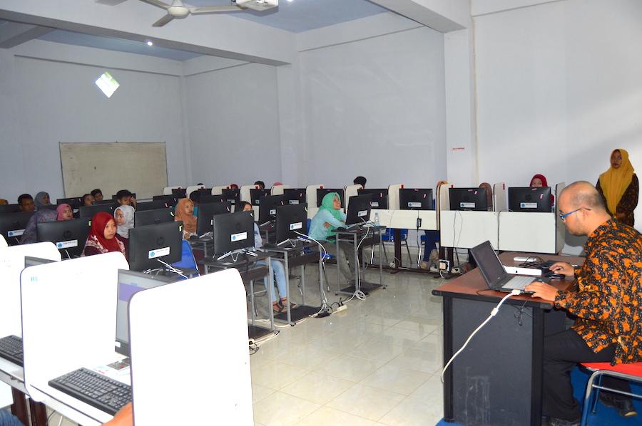 Pre-Test TOEP Untuk Persiapan Ujian TOEP Bagi Mahasiswa